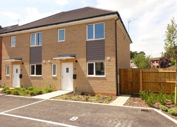 Thumbnail 3 bedroom semi-detached house to rent in Bunkers Crescent, Bletchley, Milton Keynes