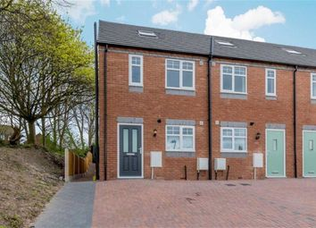 Thumbnail 3 bed town house for sale in Rutland Road, Longton, Stoke-On-Trent