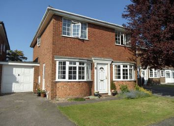 Thumbnail 4 bed detached house for sale in Fowlers Farm Road, Stokenchurch, High Wycombe