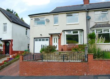 Thumbnail 4 bed semi-detached house for sale in The Park, Greenfield