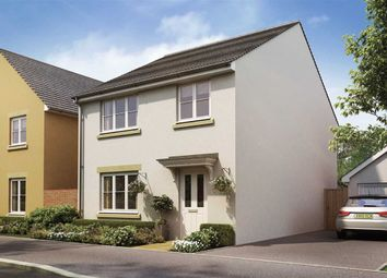 Thumbnail 4 bed detached house for sale in Paper Mill Gardens, Portishead