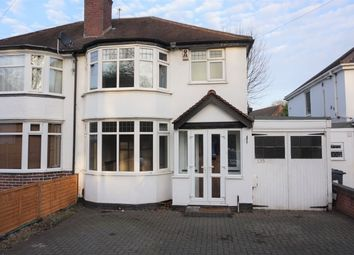 Thumbnail 3 bed semi-detached house for sale in Glovers Trust Homes, Chester Road, Sutton Coldfield