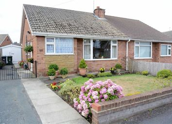 Thumbnail 2 bed semi-detached bungalow to rent in Fairway, Selby