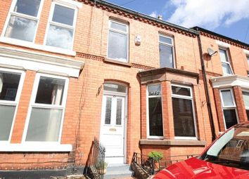 Thumbnail 3 bedroom terraced house for sale in Hollybank Road, Mossley Hill, Liverpool