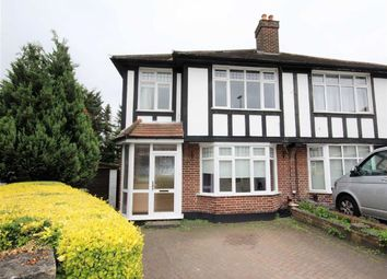 Thumbnail 4 bed semi-detached house to rent in Spring Gardens, Woodford Green