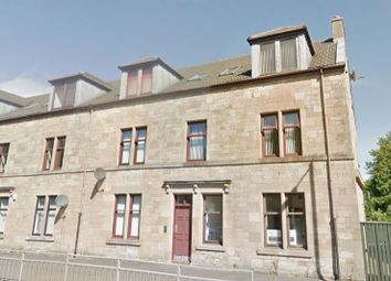 Thumbnail 1 bed flat for sale in 48, Kirkland Road, Kilbirnie, Ayrshire KA256Hu
