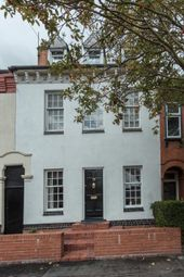 Thumbnail 4 bed town house for sale in Broad Street, Syston, Leicester