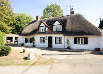 Sotwell Street, Brightwell-Cum-Sotwell, Wallingford, Oxfordshire OX10. 3 bed detached house for sale          Just added