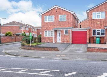 3 bed link-detached house for sale in St. Albans Road, Bulwell, Nottingham NG6