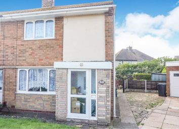 Thumbnail 3 bed semi-detached house for sale in Marlow Close, Dudley