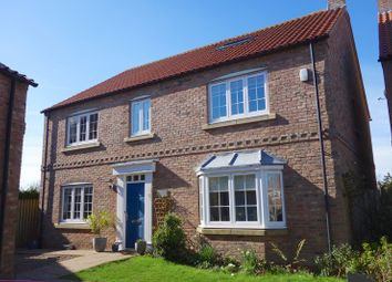 Thumbnail 6 bed detached house for sale in Kingsthorpe Park, Selby, North Yorkshire