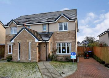 Thumbnail 3 bed semi-detached house for sale in 73, Burnland Crescent, Elrick, Westhill, Aberdeenshire