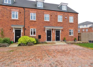 Thumbnail 3 bed terraced house for sale in Buttonbush Drive, Stapeley, Nantwich