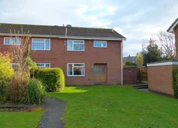 3 bed semi-detached house for sale in Willow Meadow Road, Ashbourne DE6