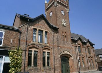 Thumbnail 2 bed flat to rent in The Tower House, Macclesfield, Cheshire