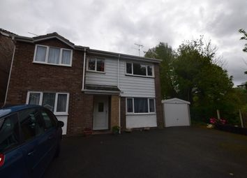 Thumbnail 4 bed property to rent in Elm Walk, Llay, Wrexham