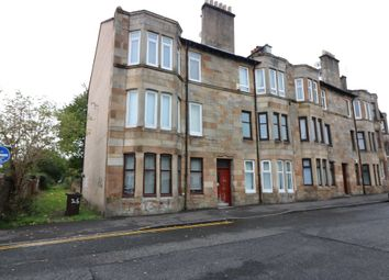 Thumbnail 2 bed flat to rent in Eastwood Crescent, Thornliebank, Glasgow