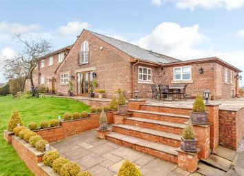 Thumbnail 4 bed detached house for sale in Beech Lane, Kingsley, Frodsham