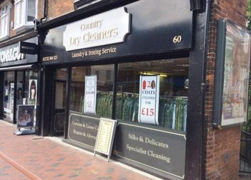 Thumbnail Retail premises for sale in 60 High Street, Tonbridge