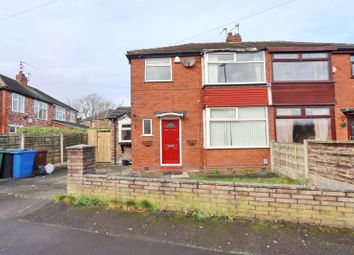 Thumbnail 3 bed semi-detached house to rent in Westleigh Drive, Prestwich, Manchester