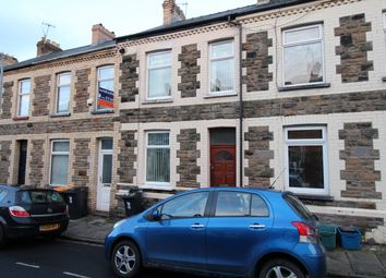 Thumbnail 3 bed terraced house to rent in Rose Street, Newport