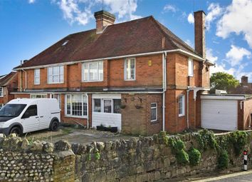 Thumbnail 4 bed semi-detached house for sale in Beachfield Road, Sandown, Isle Of Wight