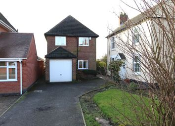 3 bed detached house for sale in London Road, Coalville LE67
