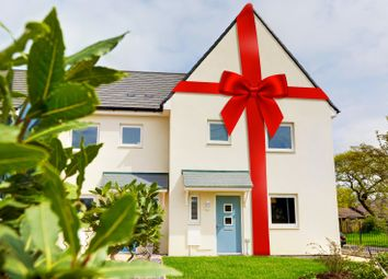 Thumbnail 3 bedroom end terrace house for sale in Poets Corner Chaucer Way, Plymouth