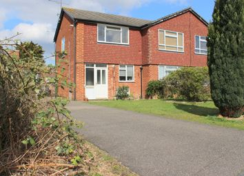 Thumbnail 2 bed flat for sale in Bridge Close, Horsell, Woking
