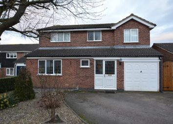 4 bed detached house for sale in Ludlow Close, Leicestershire LE2