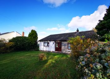 Thumbnail 2 bed detached bungalow to rent in Cross Inn, Llanon