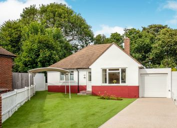 Thumbnail 3 bedroom detached bungalow for sale in Gordon Place, Bexhill-On-Sea