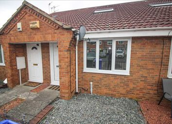 Thumbnail 1 bed bungalow for sale in Drybeck Court, Eastfield Vale, Cramlington