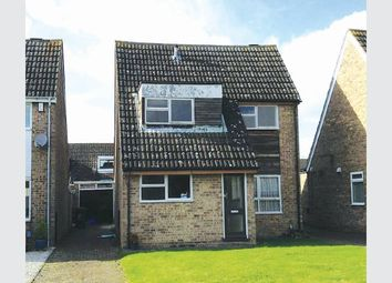 Thumbnail 3 bed detached house for sale in Oslo Gardens, Corby