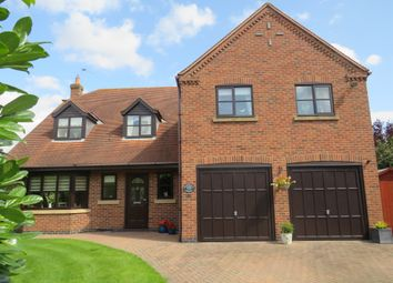 Thumbnail 4 bed detached house for sale in Timson Court, Beckingham, Doncaster