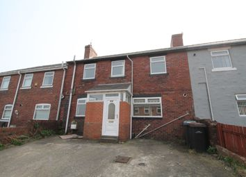 Thumbnail 3 bed terraced house for sale in Pemberton Terrace South, Craghead, Stanley