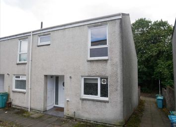 Thumbnail 3 bed end terrace house for sale in Broomlands Road, Cumbernauld, Glasgow