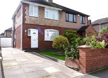 Thumbnail 3 bed semi-detached house to rent in Mow Lane, Gillow Heath, Stoke-On-Trent