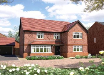 Thumbnail 5 bedroom detached house for sale in Hazel Way, Malbank Waters, Edleston
