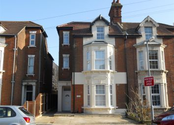 Thumbnail 3 bedroom maisonette to rent in Church Road, Clacton-On-Sea