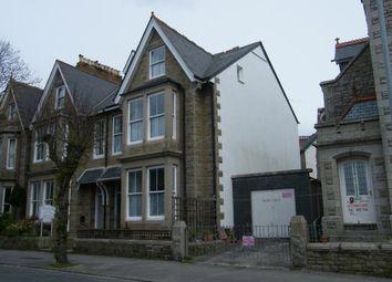 Thumbnail Block of flats for sale in Nancothan House, Alexandra Road, Penzance, Cornwall