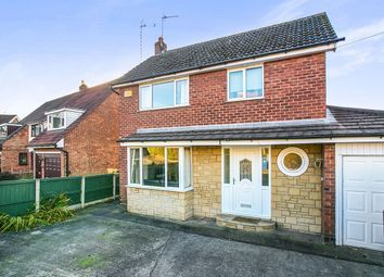 Thumbnail 3 bed detached house for sale in Fortyacre Drive, Bredbury, Stockport