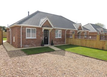 Thumbnail 2 bed semi-detached bungalow for sale in Loddon Road, Ditchingham, Bungay