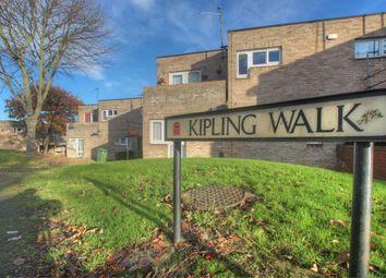 Thumbnail 2 bedroom flat for sale in Kipling Walk, Gateshead