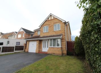 Thumbnail 4 bed detached house to rent in Moorland View, Wath-Upon-Dearne, Rotherham