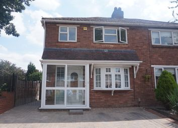 Thumbnail 2 bed semi-detached house for sale in Macgregor Crescent, Tamworth
