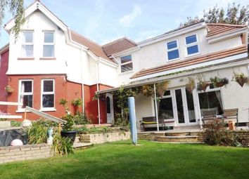 Thumbnail 4 bed detached house for sale in Ward Road, Totland Bay