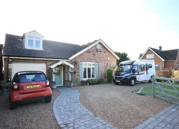 Thumbnail 4 bed detached bungalow for sale in Honeypot Corner, Washingborough Road, Lincoln