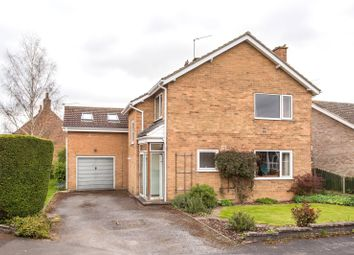 Thumbnail 4 bed detached house for sale in St. Marys Close, Strensall, York