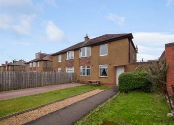 Thumbnail 2 bed flat for sale in Crewe Road North, Pilton, Edinburgh
